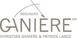Logo Menuiserie Ganière